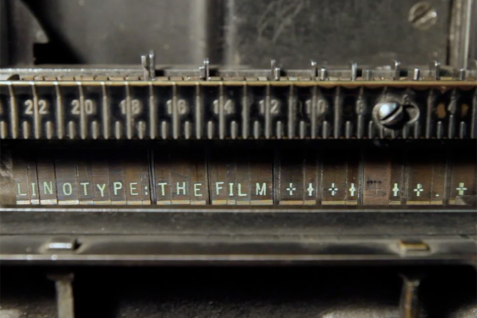 """Linotype: The Film"""