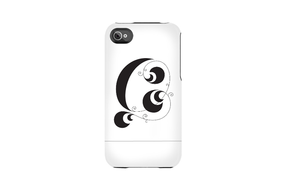 Q iPhone Case