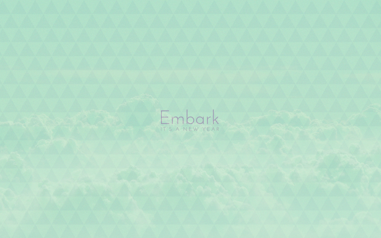 Wallpaper: Embark