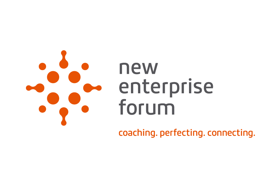 Q LTD DESIGNS NEW BRAND MARK FOR NEW ENTERPRISE FORUM