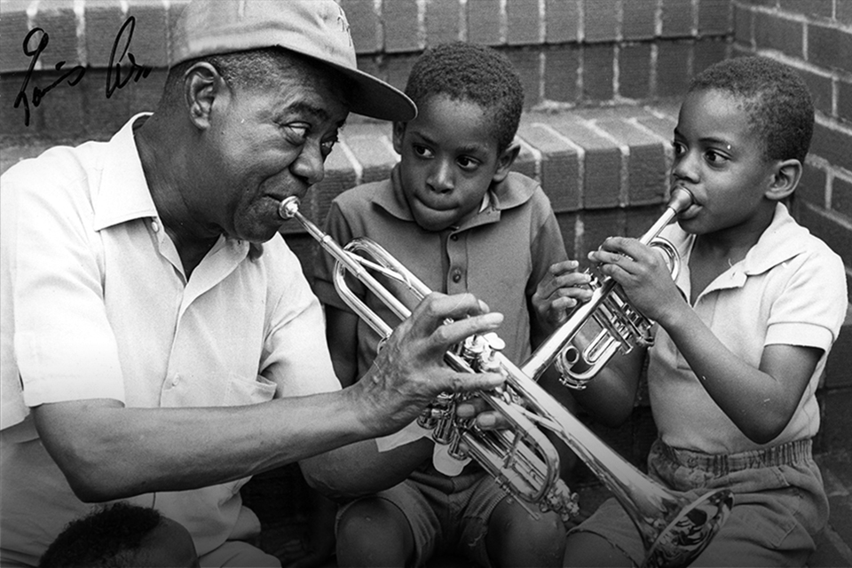 Q LTD SUPPORTS LOUIS ARMSTRONG JAZZ CAMP WITH ADVERTISING CAMPAIGN