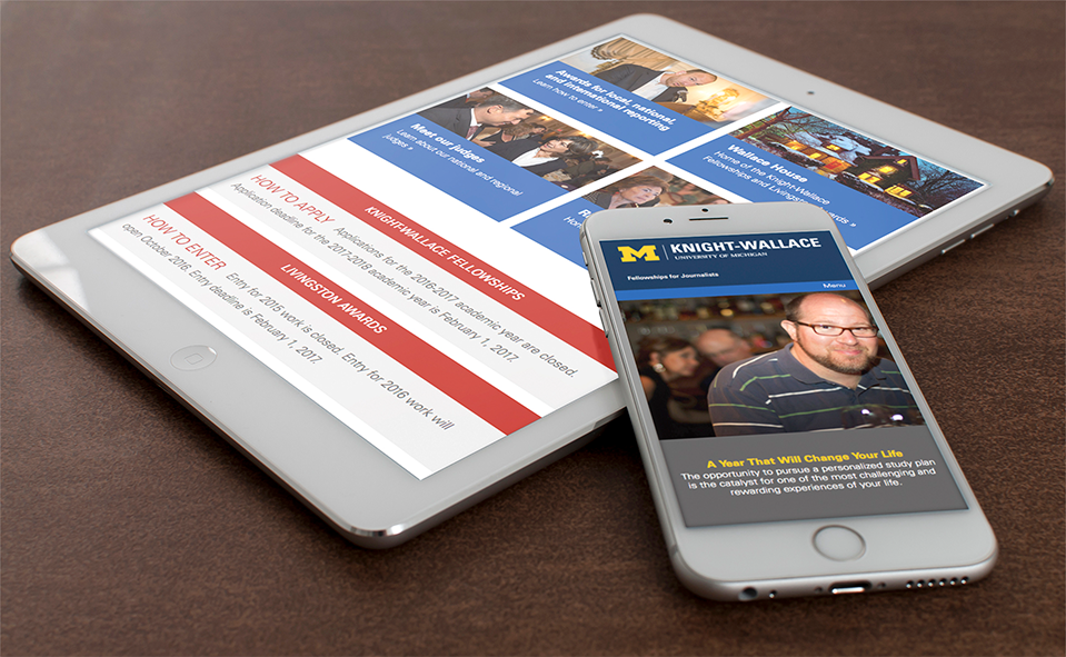 Q LTD COMPLETES REBRANDING AND RESPONSIVE WEBSITE FOR WALLACE HOUSE AT UNIVERSITY OF MICHIGAN