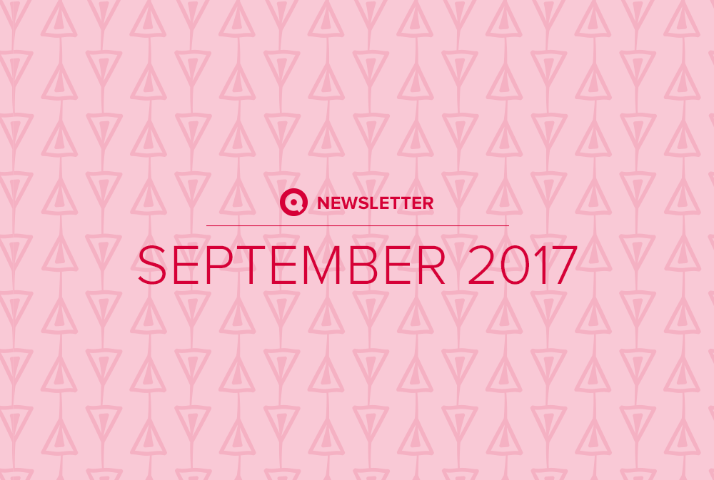 Newsletter September 2017