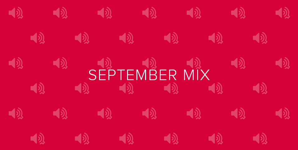 Q September 2017 Playlist