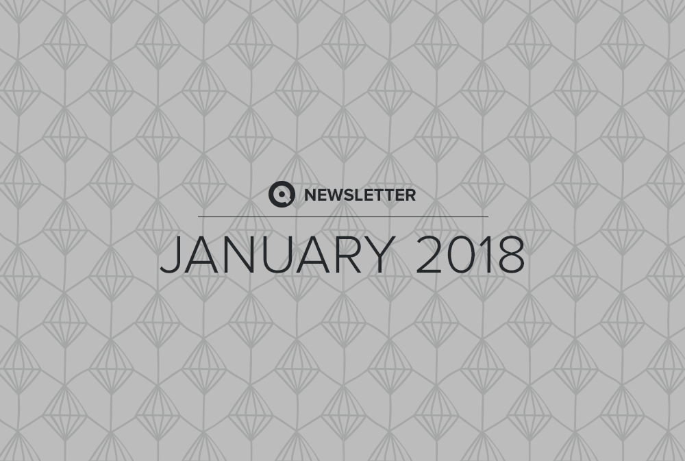 Newsletter January 2018