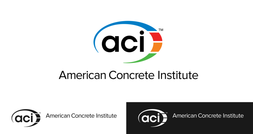 American Concrete Institute Logos