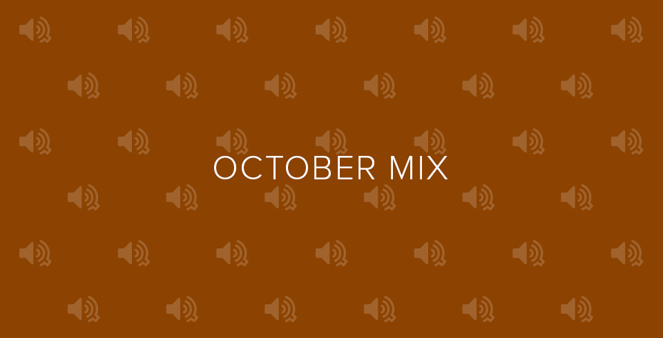 Q October 2018 Playlist