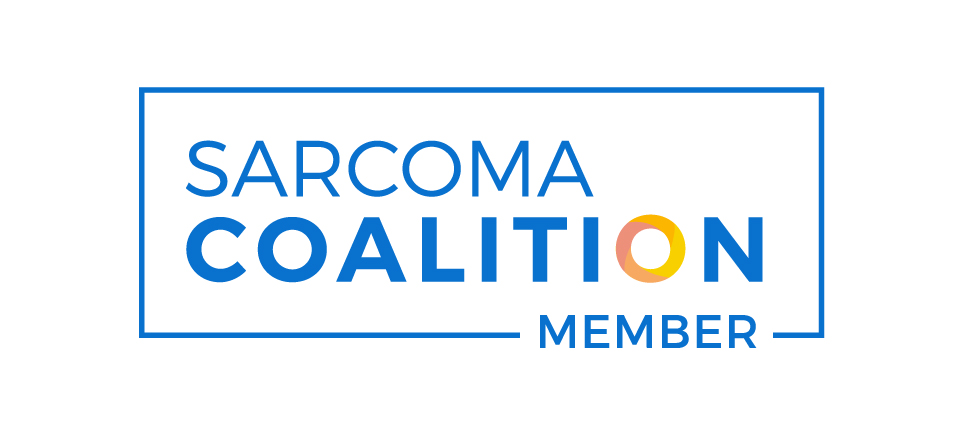 Sarcoma Coalition member badge