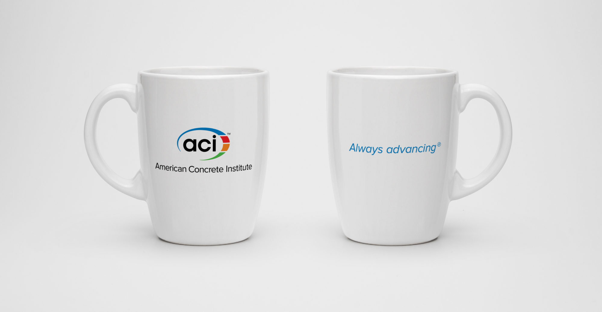 American Concrete Institute mug