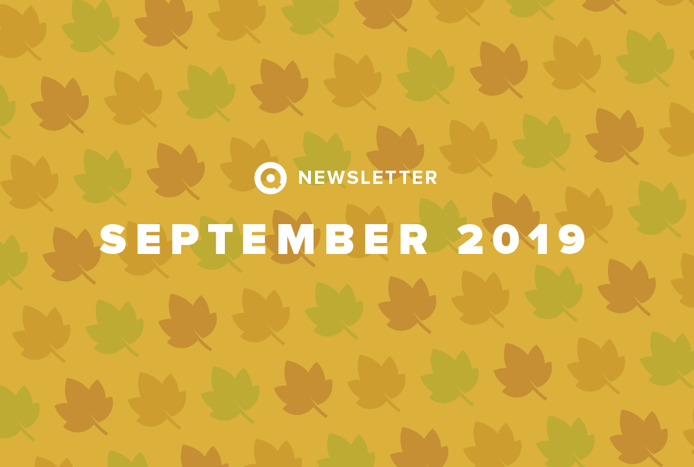 Q September Newsletter