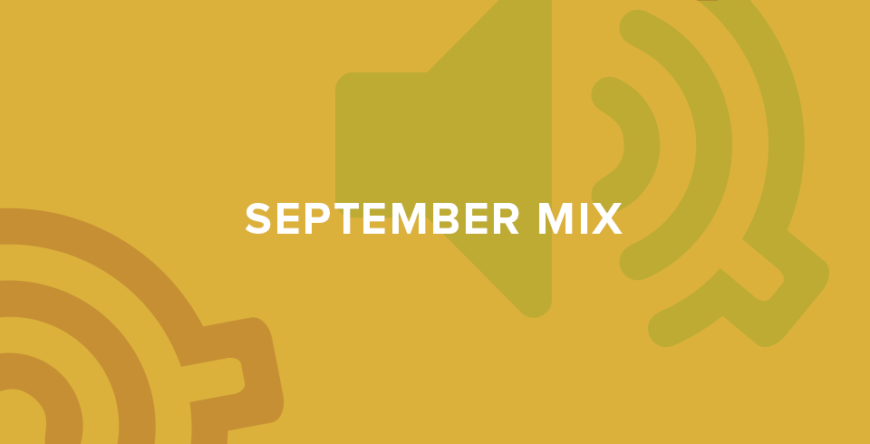 Q September 2019 Playlist