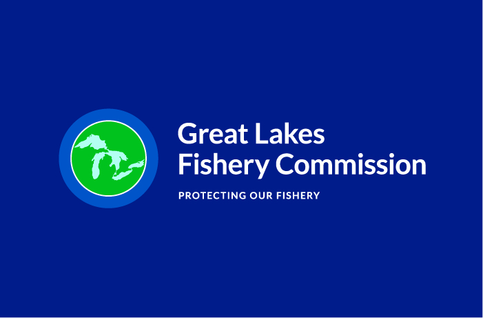 GLFC logo with tagline, protecting our fishery